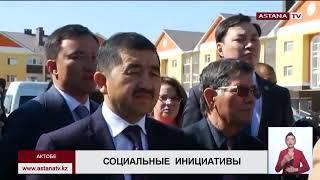 Выпуск новостей телеканала Астана