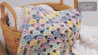 Crochet Granny Dishcloth