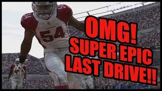 OMG! SUPER EPIC LAST DRIVE!! - Madden 16 Ultimate Team | MUT 16 XB1 Gameplay