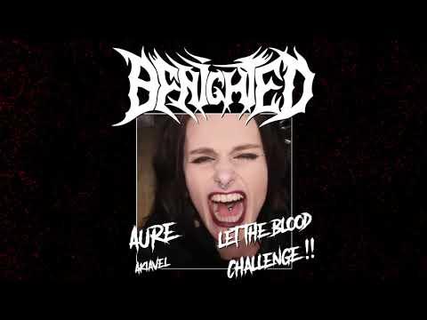 LET THE BLOOD CHALLENGE #01