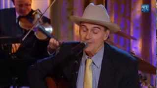 "James Taylor performs ""Wichita Lineman"" 
