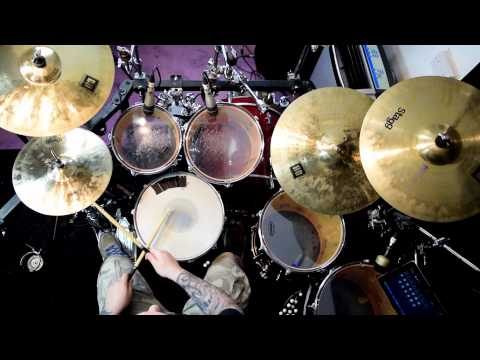 Stagg Cymbals - SH, DH and SENSA series comparison - Demo with mics - James Chapman