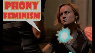 Overlord DVD Teaches Real Feminism To Brie Larson.