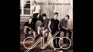 CNCO   Se Vuelve Loca (audio)