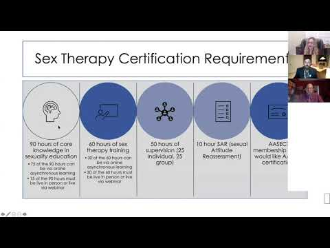 Certification Overview: Everything you need to know about AASECT ...
