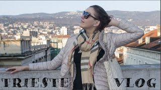 VLOG из г. Триест / Trieste VLOG / Travel Diary