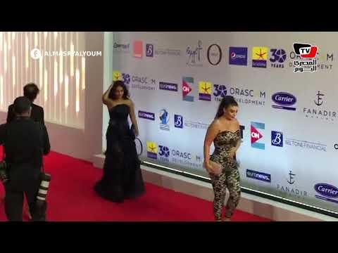موقف محرج لدانا حمدان في مهرجان الجونة السينمائي