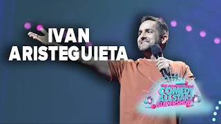 Ivan Aristeguieta - 2021 Melbourne Int. Comedy Festival Opening Night Comedy Allstars Supershow