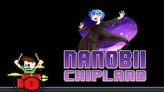 Gambar cover Nanobii - Chipland (Drum Cover) -- The8BitDrummer