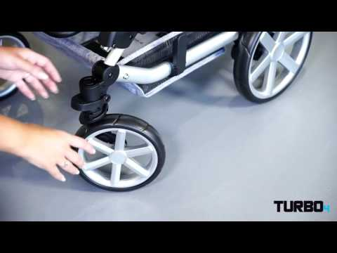 Turbo 4 Kinderwagen von ABC Design