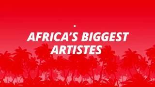 One Africa Music Fest ft. Wizkid, Davido, Tiwa savage, Jidenna, Daimond, Seun kuti,Timaya and more