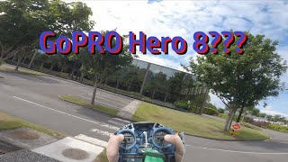 GoPro Hero 8 black for FPV freestyle?? Hypersmooth 2.0 testing [GoPro settings][stick cam][and more]