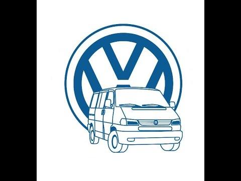 Фото к видео: Авто обзор VW T4 1.9td ABL