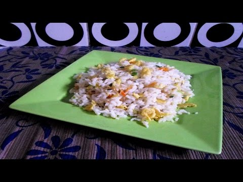 Video Resep Cara Memasak Nasi Goreng Teri