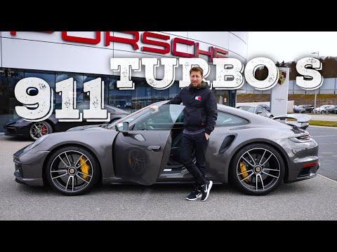 2021 Porsche 911 Turbo S (992) Test Drive POV