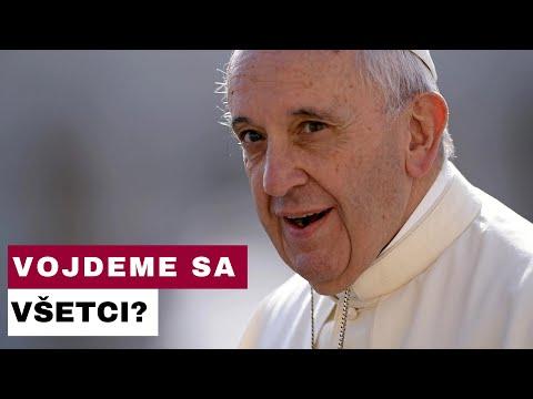 OTEC ĽUBOMÍR PETRÍK - Ako privítame pápeža v Prešove?
