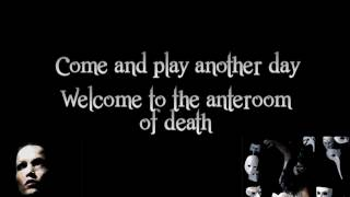 Anteroom of Death (Lyrics on screen)