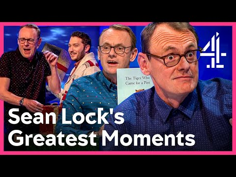 Sean Lock COMPLETELY DERAILS Show With His Pipe!   Sean