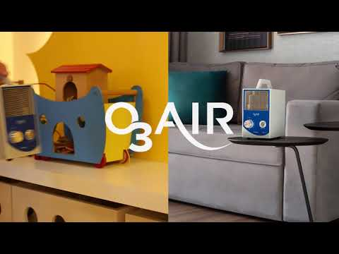 Sanitizador de Ambientes - O3Air