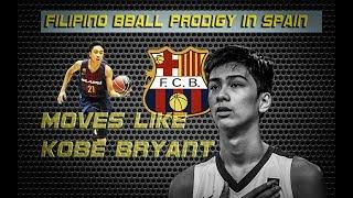 May Pinoy nang naglalaro sa SPAIN at Nag-MVP pa   Lakas Kobe Bryant Maglaro   Kai Kailan sa Real M?