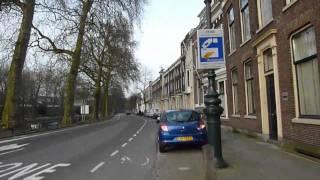preview picture of video 'Bicycle trip: Koningsweg Utrecht - Kleine Singel Utrecht [ZBUdBZ Part 3/5]'