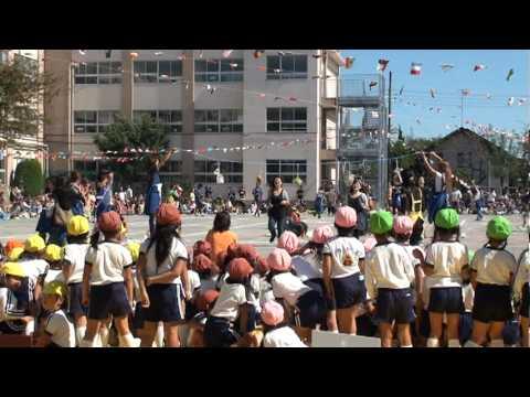 六木幼稚園運動会ー02  21年10月11日
