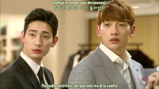 Ailee - Because It's Love MV (Sub. Español - Hangul - roma) [Please, Comeback Mister OST]