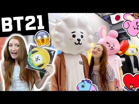KPOP, BTS & BT21 | EXPLORING THE WORLD OF KPOP IN JAPAN 2019
