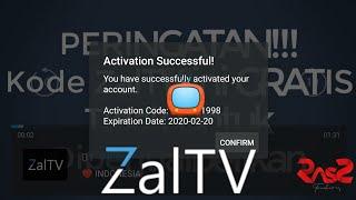 zaltv activation code 2019 - Free video search site