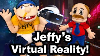 SML Movie: Jeffy's Virtual Reality!
