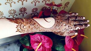 Gulf Henna Design 20 Heena Vahid Hmong Video