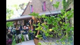 Тайра Бэнкс, 20\05\2012 ANTM - College Edition - Sunglass Cam Tyra Banks