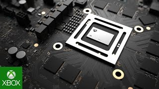 The power of Project Scorpio