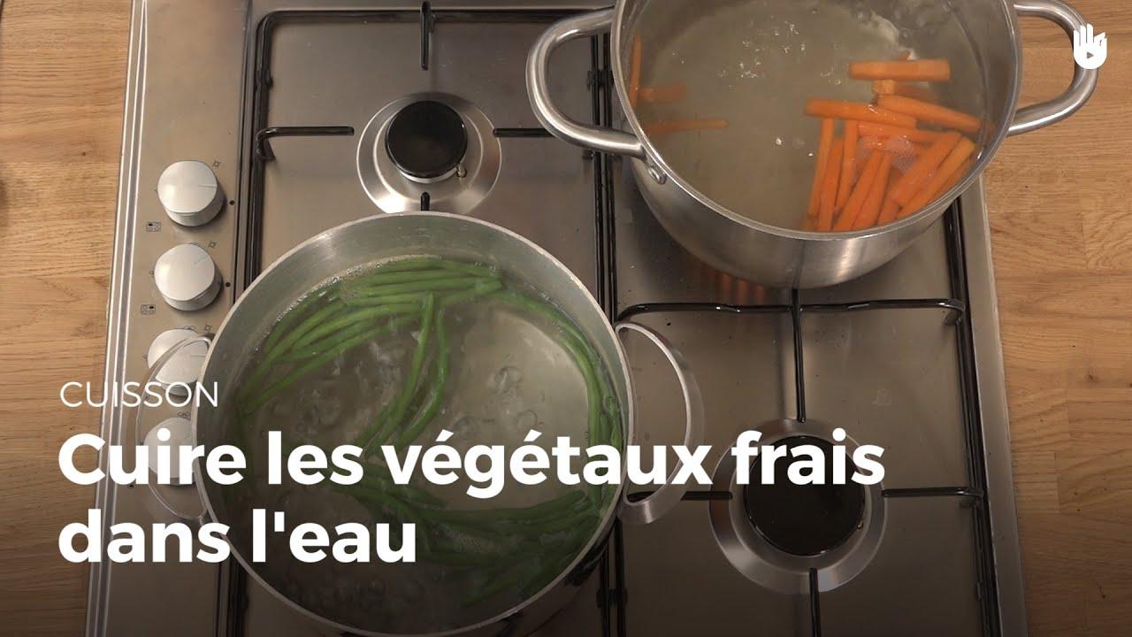 Cuire les v g taux frais dans l 39 eau apprendre cuisiner - Cuisiner les brocolis frais ...