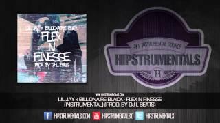 Lil Jay x Billionaire Black - Flex N Finesse [Instrumental] (Prod. By DJ-L Beats) + DL
