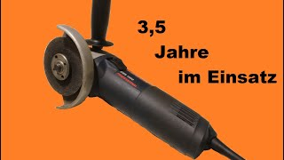 im Test: Bosch GWS 1000 Professional