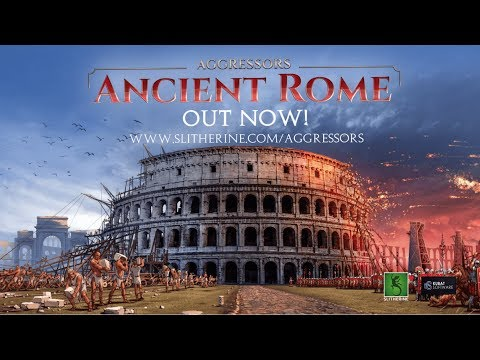 Aggressors: Ancient Rome - Release Trailer thumbnail