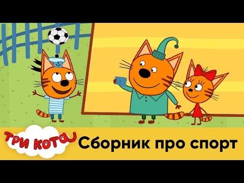 Три кота | Сборник серий про спорт