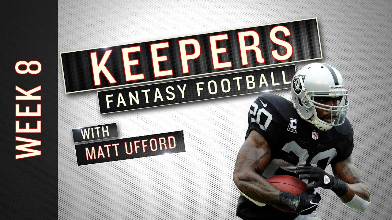 Keepers: Week 8 Fantasy Football Advice thumbnail