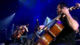 Apocalyptica - Betrayal [ Widescreen HD ] Live Metalmania 2005