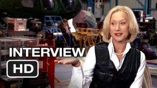 Red 2 Interview - Helen Mirren (2013) - Bruce Willis, Mary-Louise Parker Movie HD