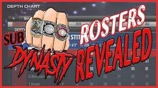 FINAL ROSTERS REVEALED! - Sub Dynasty Ep.2