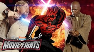 Greatest Lightsaber Fighter - Star Wars: MOVIE FIGHTS!