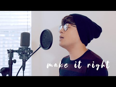 "BTS (방탄소년단) Feat. Lauv - ""Make It Right"" Cover (@RosendaleSings)"