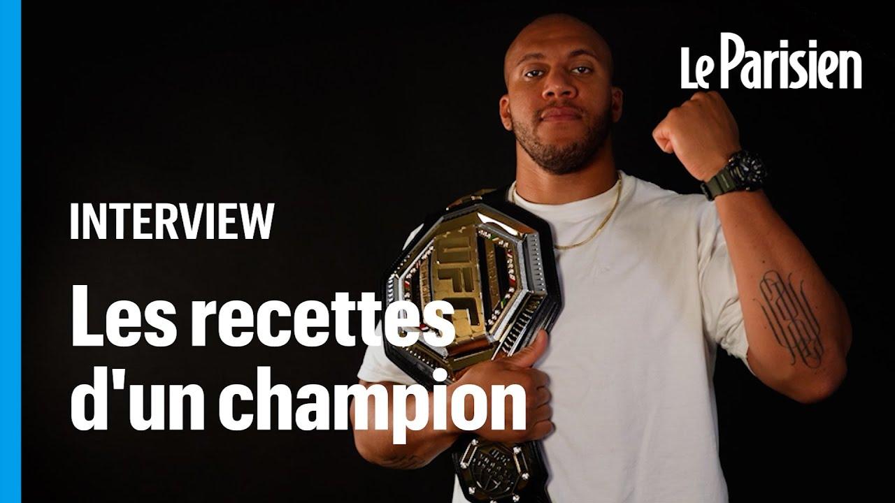 MMA : les secrets de préparation de Ciryl Gane, seul Français détenteur d'une ceinture mondiale UFC