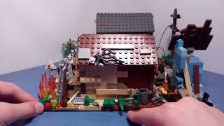 Lego база сталкеров. Самоделка на тему S.T.A.L.K.E.R.