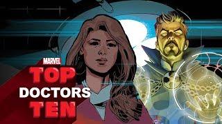Top 10 Doctors | Marvel Top 10