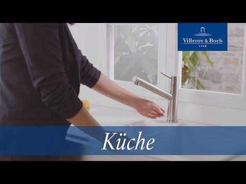 Villeroy & Boch Küchenarmaturen Como und ComoX | Villeroy & Boch