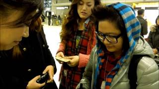 "Charice&AJC""Wind Beneath My Wings""(Narita Airport  2013).wmv"