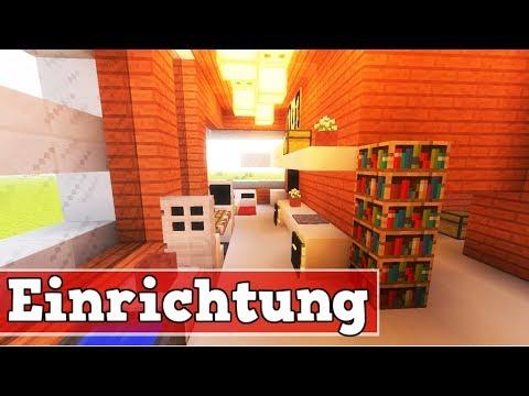 Wie Richtet Man Ein Haus In Minecraft Ein Minecraft Haus Einrichten - Minecraft hauser einrichten deutsch